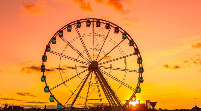 Marc Manther: The Ferris Wheel