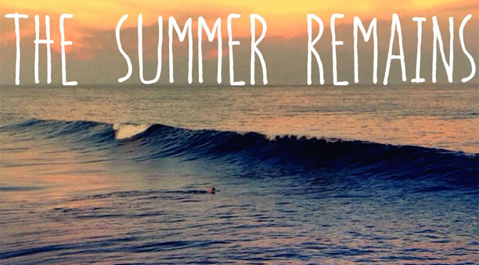 Coverdetail: Seth King: The Summer remains