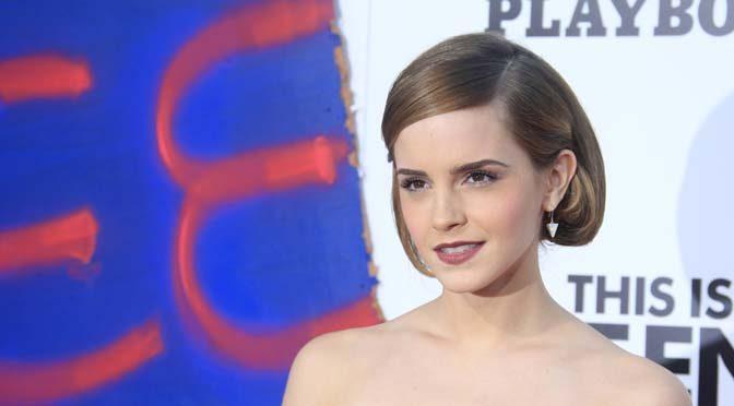 Emma Watson und das Recht auf Weiblichkeit