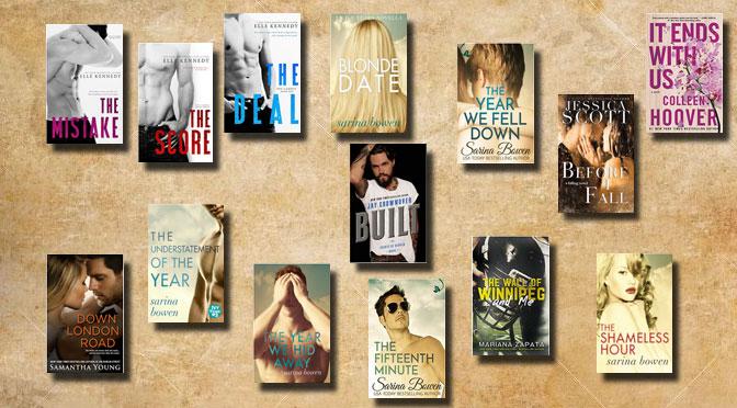 New Adult – Die wichtigsten Bücher 2016