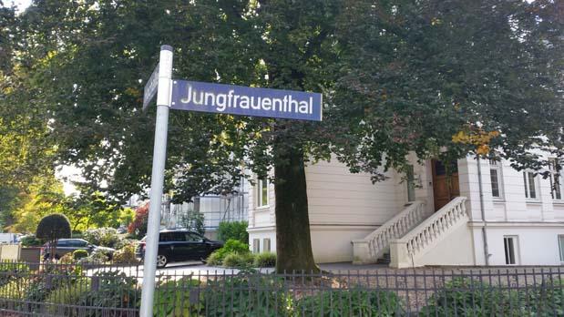 Die Sorority vom Jungfrauenthal