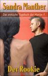 Buchcover Der Rookie von Sandra Manther