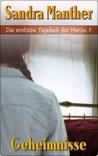 Buchcover Geheimnisse von Sandra Manther